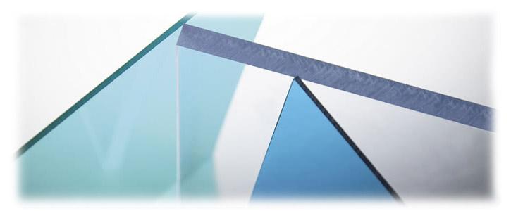 polycarbonate/acrylic